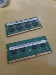 Memorias 6GB DDR3