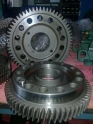 Engrenagem motor Virabrequim