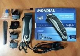 Máquina de cortar cabelos Mondial