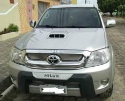 Hilux 3.0 Srv automática - 2006