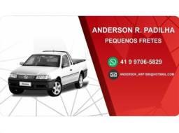 Pequenos Fretes Curitiba e Região a partir de R$ 35,00 (Aceito cartão)