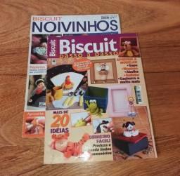 Revistas Biscuit Usada Conserbada