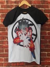 Camisa Dragon Ball entrega grátis
