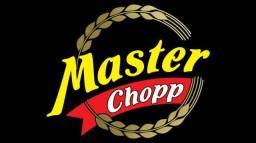 Esse calor pede chopp gelado da master chopp