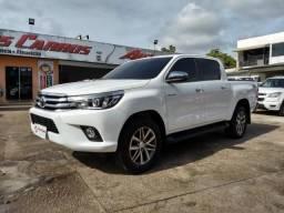 Toyota Hilux 2018/2018 2.8 Srx 4X4 CD 16V Diesel 4P Automático - 2018