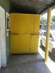 Vendo trailer de lanches