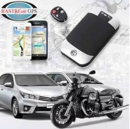 Rastreador Veicular GPS com site e Aplicativo de rastreamento em tempo real
