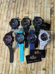 Relógio Casio gschock funcional
