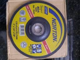 Disco de Desbaste Norton 7Pol (Caixa 10 Pçs)
