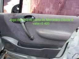 Jogo de forro de porta da Mercedes Classe A valor r$ 400