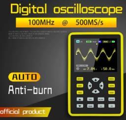 Osciloscópio Fnirsi-5012h Digital profissional novo