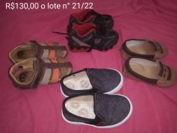 Calçados infantis Masculino