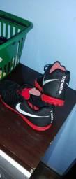 Chuteira da Nike Tiempo