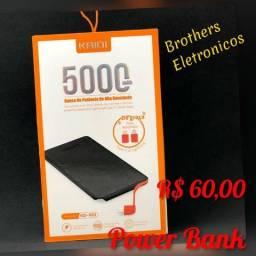 Pack de Bateria para Celular e Outros. 5000 Mah