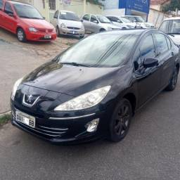 Peugeot 408 allure 2.0 manual completo novinho 2013 - 2013