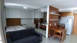 Apartamento de 1 quarto mobiliado
