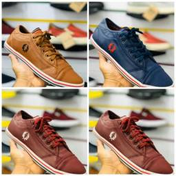 Sapatenis Fred Perry
