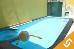 Linda casa c/3qrts e piscina aquecida c/ hidromassagem em Caldas Novas. Cód 120