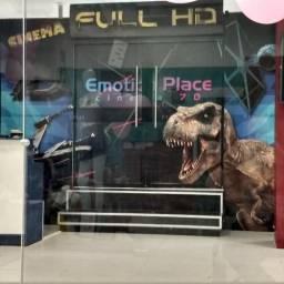 Cinema, cine 6D full HD