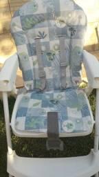 Cadeira de alimentação   da Burigotto