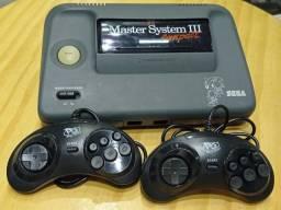 Título do anúncio: Master System Compact