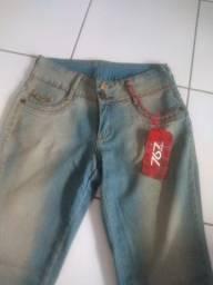 Vendo calça jeans feminino e masculino para adulto novas com etiqueta, marca de qualidade