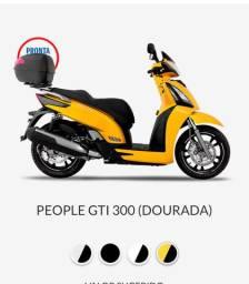 Kymco / Haojue People scooter 300