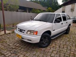 S10 Cabine Dupla 2.2 Gasolina/GNV 1998