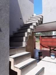 Linda Casa Jardim Seminário com Terraço