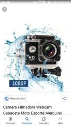 Câmera webcam