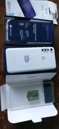 Motorola One Fusion + 128GB comprado a 7 dias