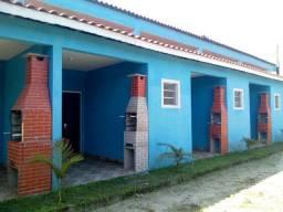 Pousada a 100 mts do mar Juréia-Iguape litoral de SP