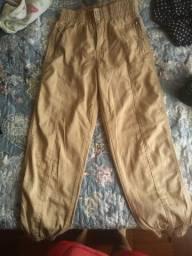 Vendo calça cargo tamanho 36 nunca usada