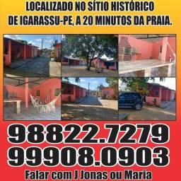 Vende-se esse sítio localizado em Igarassu-PE