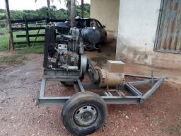 Grupo Gerador 12,5 KVA - Diesel