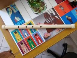 Flauta Shakuhashi PVC