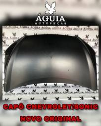 Título do anúncio: Capô Chevrolet/Sonic