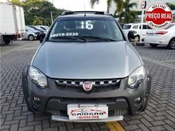Título do anúncio: Fiat Strada 2016 1.8 mpi adventure ce 16v flex 2p manual