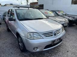 Renault - Logan 1.0 2010 completo e o melhor FINANCIA SEM ENTRADA
