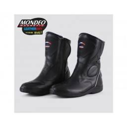 Bota Mondeo Leather Dry Evo - 100% Impermeável - somos  loja, parcelamos