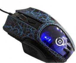 Mouse Gamer Profissional 3.200 DPI Promoção