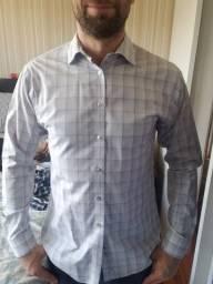 Vendo camisa usada tamanho médio