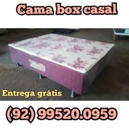 Cama Box Box*%