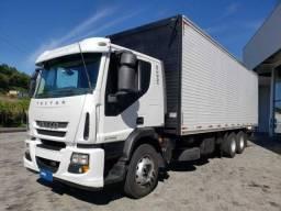 Título do anúncio: Caminhão Truck Iveco Tector 240E25 Ano 2010