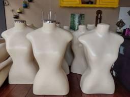 Título do anúncio: Manequins busto femenino
