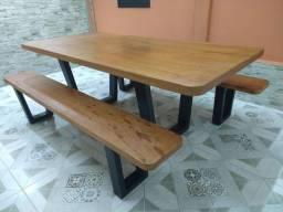Mesa para área de churrasqueira Á PRONTA ENTREGA
