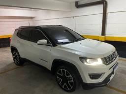 Título do anúncio: Vendo Jeep Compass Limited 2.0 Flex 2020/2021
