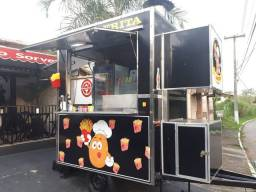 food truck/trailer lanches