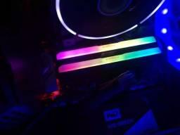 Título do anúncio: MEMÓRIA RAM RGB 3200 MHZ LACRADA