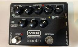 Título do anúncio: MXR Bass DI